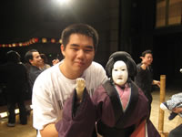 Lee,%20Jeffrey_At%20the%20Bunraku%20National%20Theater%20in%20Osaka